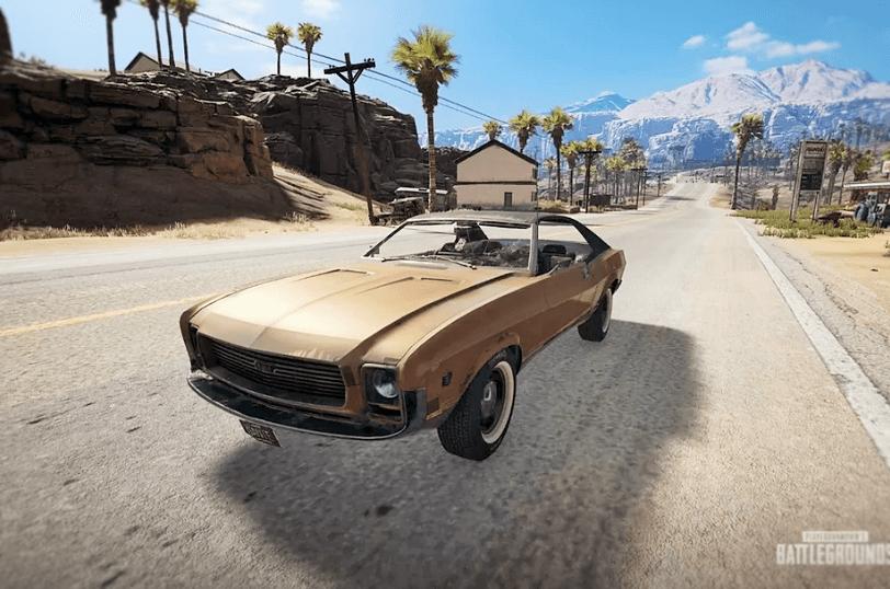 Atualização PUBG para o Xbox One adiciona nova arma e carro novo, altera balanceamento de arma