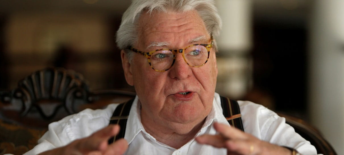 Alan Parker, diretor de O Expresso da Meia-Noite, morre aos 76 anos