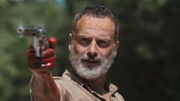 Andrew Lincoln afirma que o filme de The Walking Dead começa a ser filmado em breve