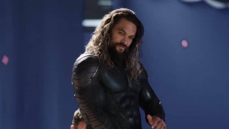 Aquaman 2 | Filme ganha vídeo mostrando bastidores no DC FanDome 2021