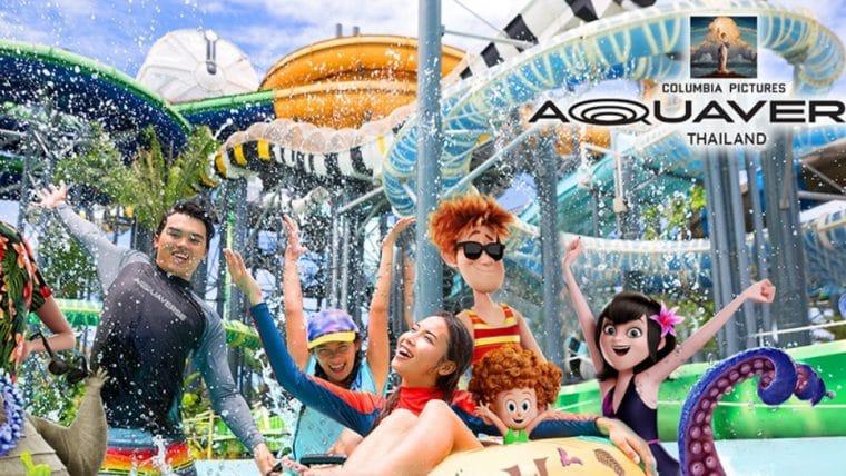 Aquaverse é anunciado pela Sony, o parque aquático do estúdio