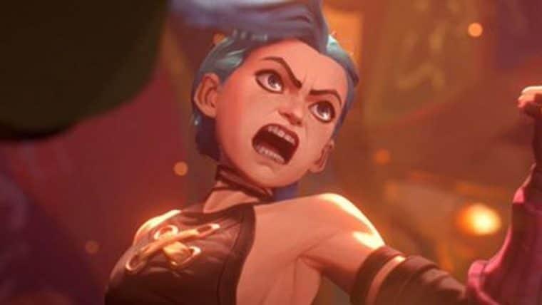 Arcane | Animação de League of Legends ganha novo teaser