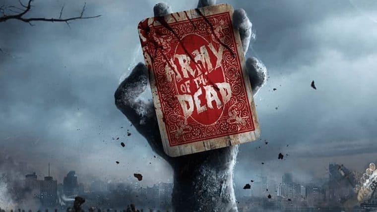 Army of the Dead | Filme de Zack Snyder terá refilmagens pela mudança de ator