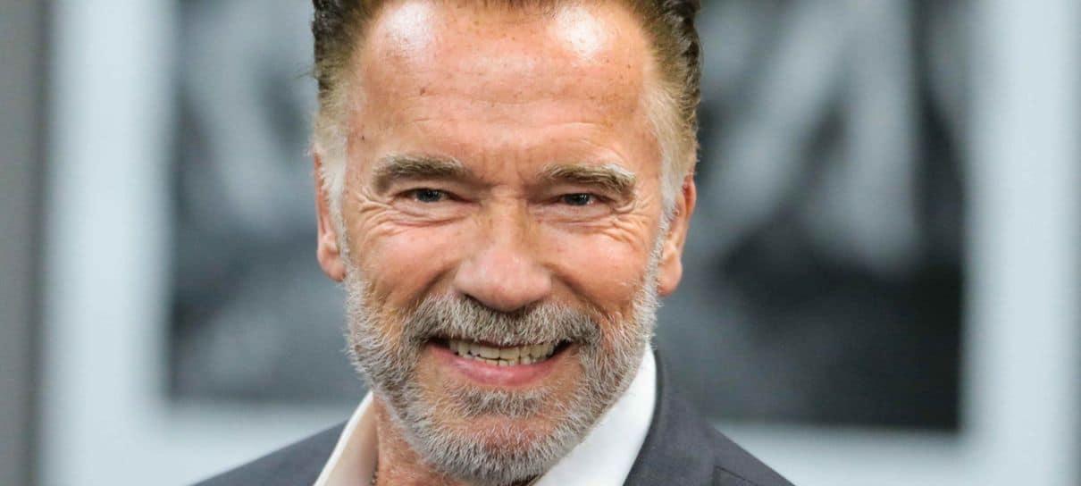 Arnold Schwarzenegger vai protagonizar série de espiões