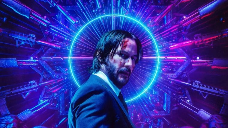 Artista acusa Netflix de ter copiado pôster de John Wick 3: Parabellum