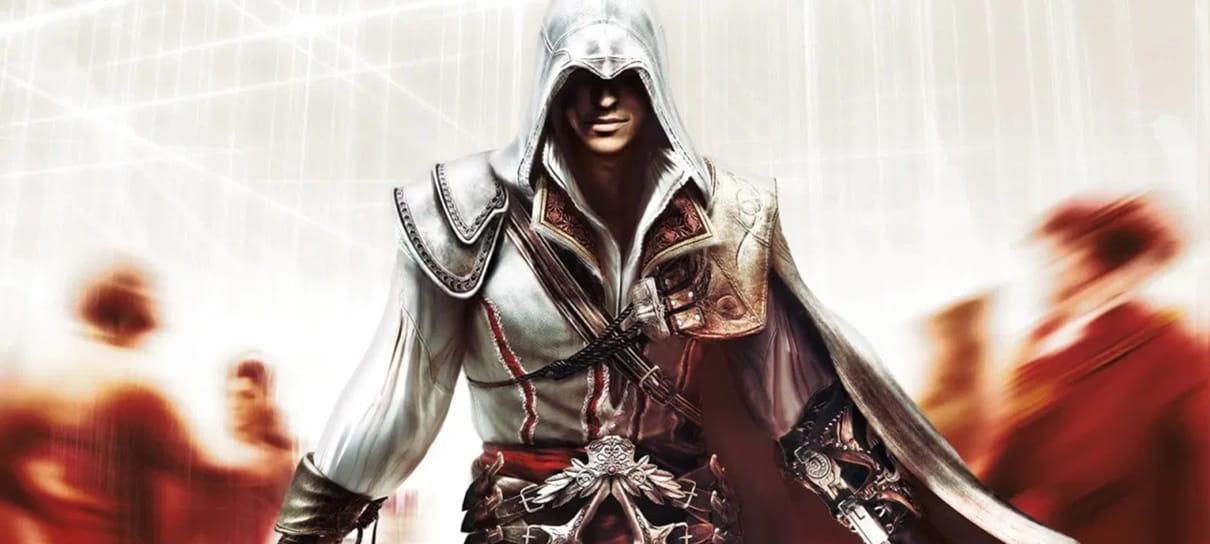 Assassin's Creed II estará gratuito no PC essa semana