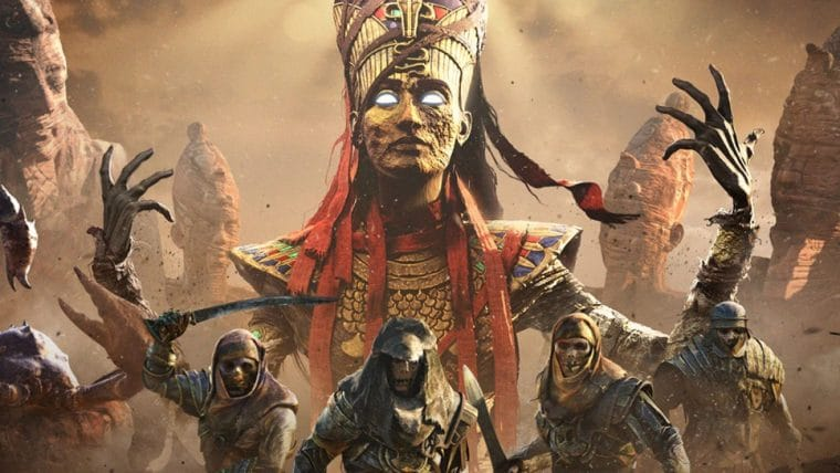 Assassin's Creed Origins estará gratuito no final de semana para PC