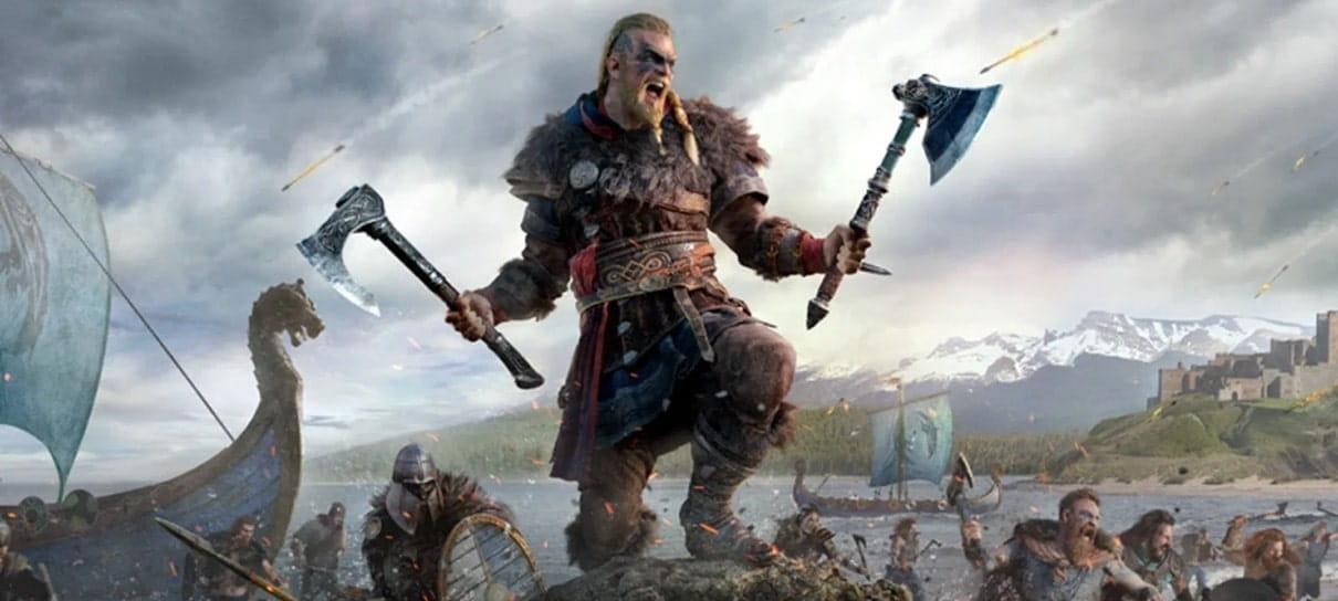 Assassin's Creed Valhalla | Game terá exploração nas pedras de Stonehenge