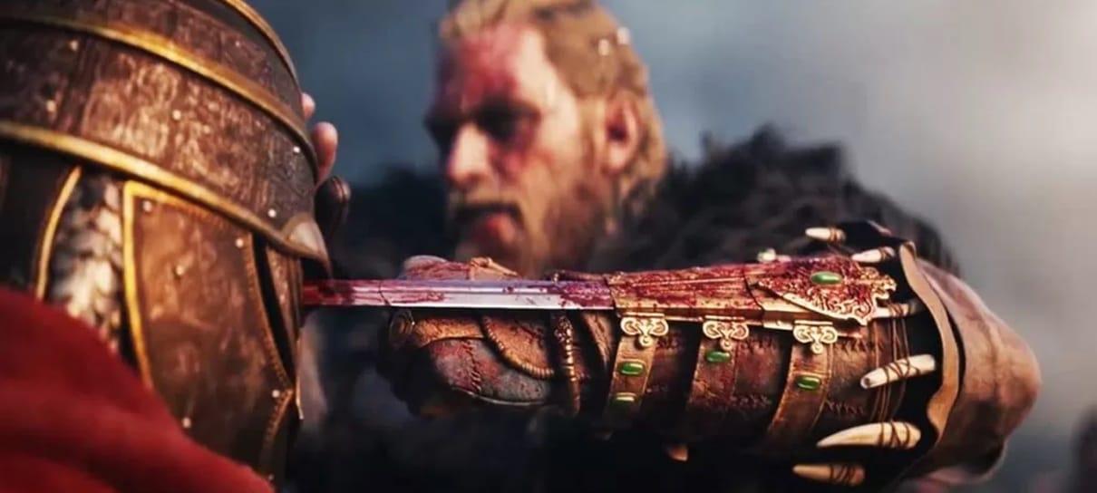 Assassin's Creed Valhalla terá um mapa maior que Odyssey