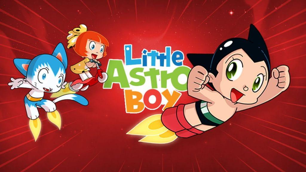 Astro Boy   Franquia vai ganhar uma nova série infantil