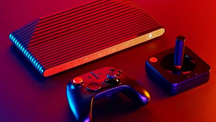 Atari lança novo console retrô no final deste ano