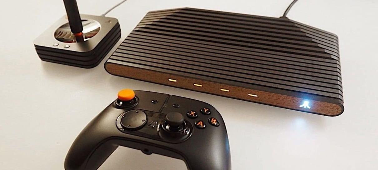 Atari VCS sai pelo mesmo valor que videogames da geração atual