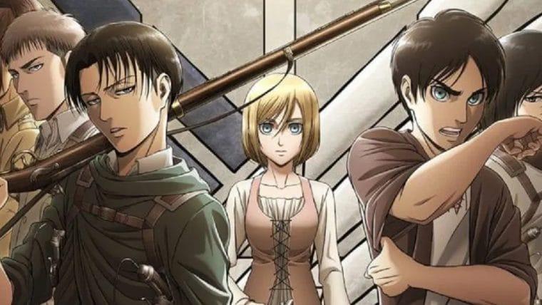 Attack on Titan | Estreia da última temporada causa queda temporária da Crunchyroll e Funimation