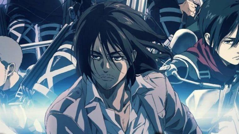 Attack on Titan | Parte final do anime estreia em Janeiro e conta com episódio especial