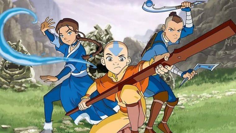 Avatar: A Lenda de Aang | Filme e novo estúdio são anunciados