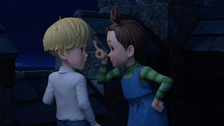 Aya e a Bruxa   Longa em 3D do Studio Ghibli ganha trailer, confira