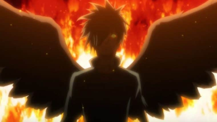 B: The Beginning: Succession   Sequência do anime ganha trailer