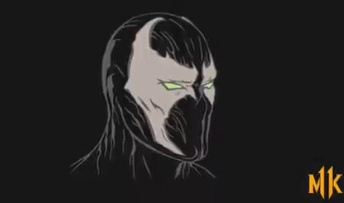 Mortal Kombat 11 revela o primeiro olhar para Spawn