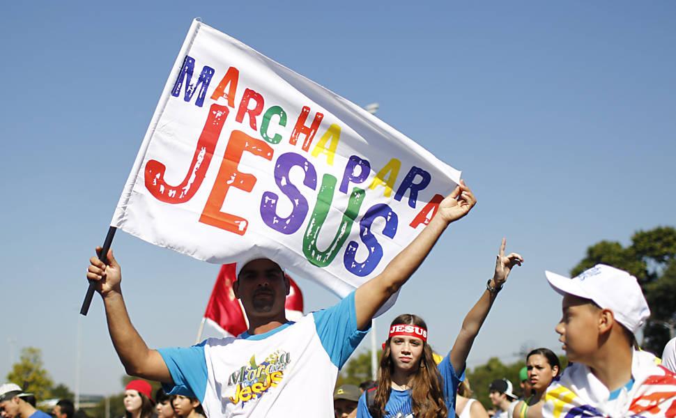 Marcha para Jesus | Confira a programação do evento de 2018