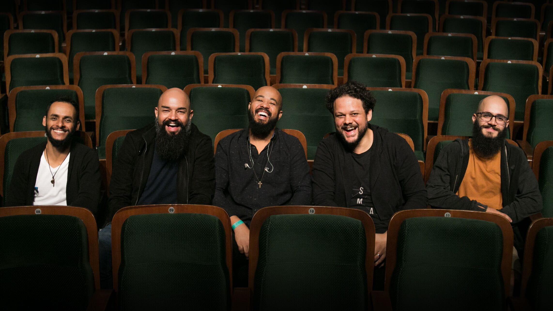 Palavrantiga - banda inicia parceria com a Musile Records