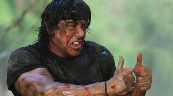 Rambo V | Sylvester Stallone já está treinando para o filme