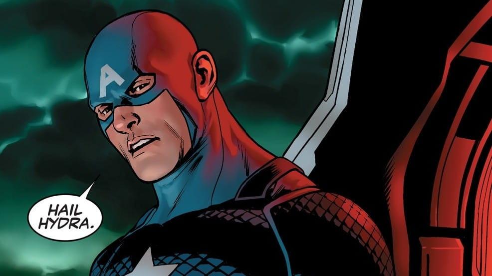 Stan Lee apoia a reviravolta do Capitão América do mal
