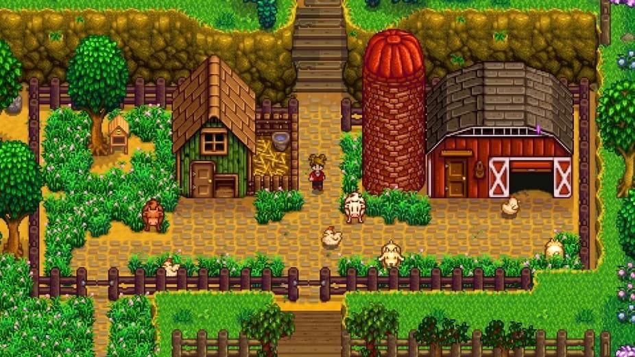 Atualização do modo multijogador Stardew Valley chegando ao PC em agosto