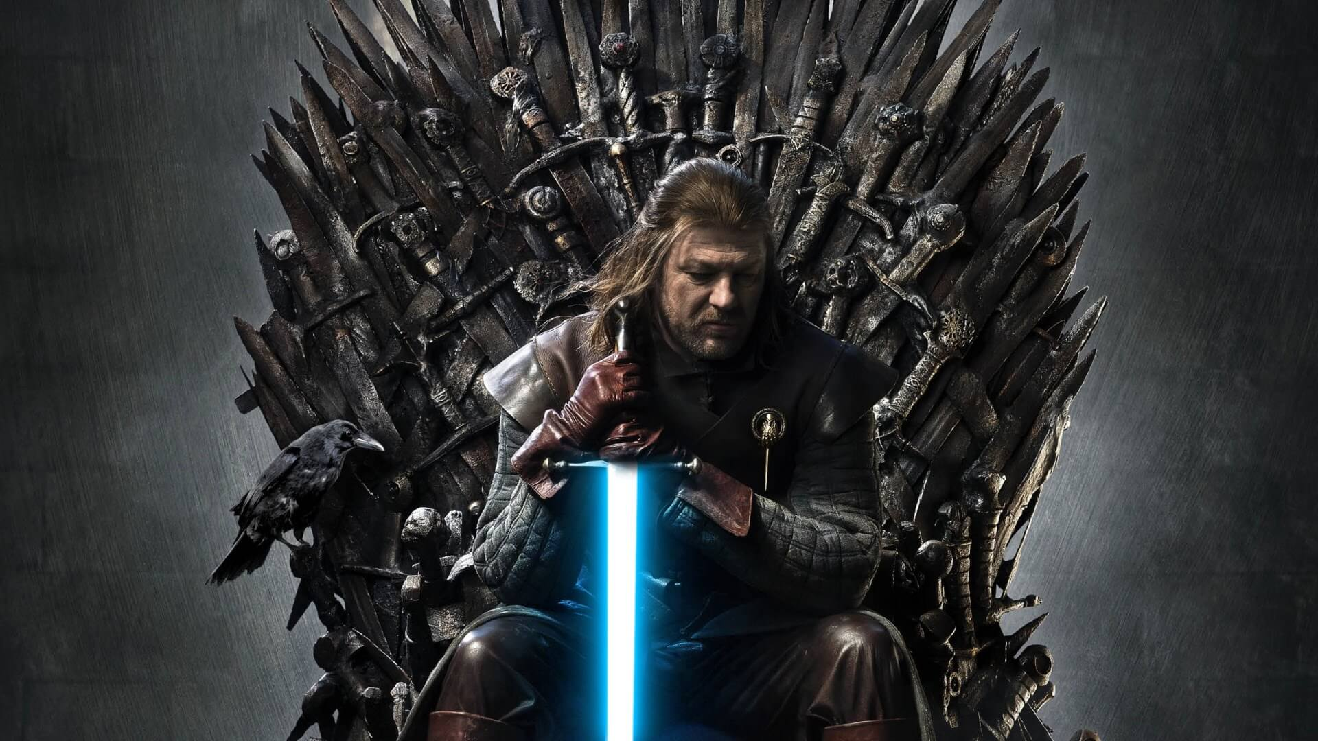 Star Wars se encontra com Game of Thrones!