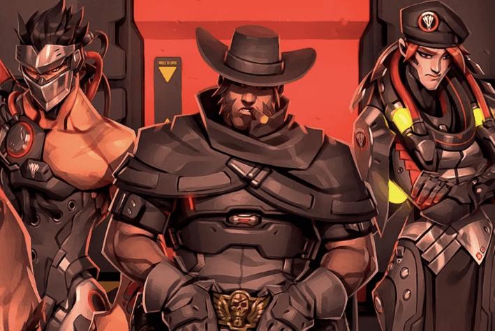 A nova história em quadrinhos da Overwatch é sobre a Blackwatch