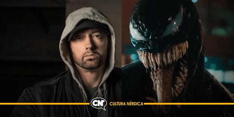 Venom | Filme ganha comercial com música de Eminem