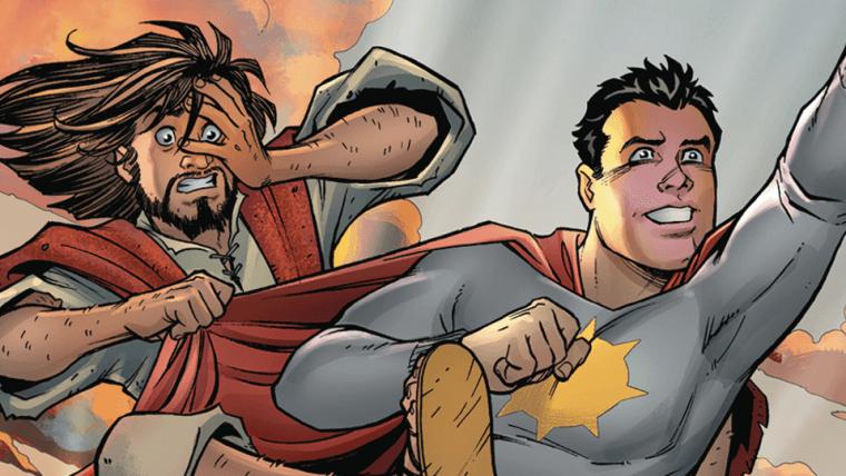 DC Comics cancela HQ sobre Jesus