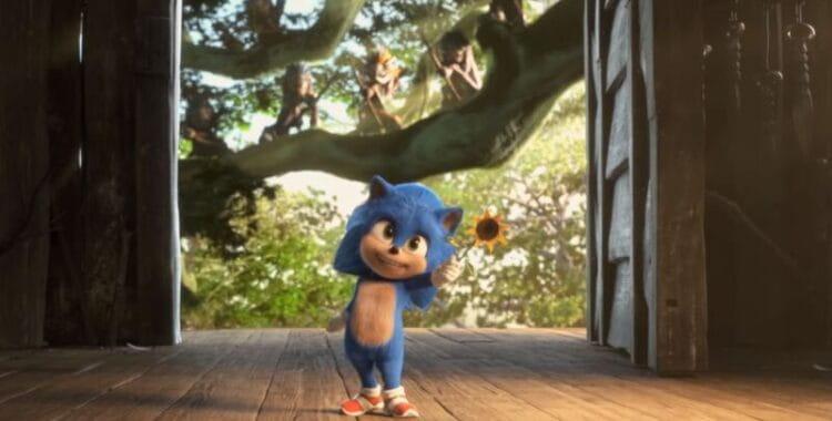 Baby Sonic é o mais novo fenômeno da internet e aparece no novo trailer do longa
