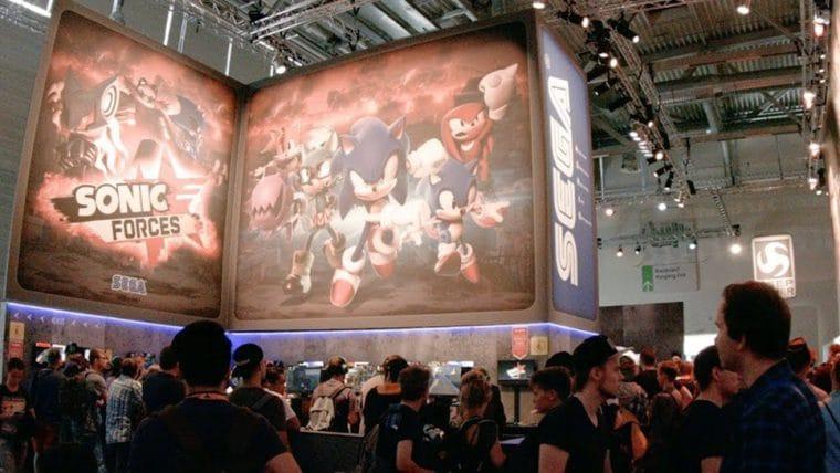 SEGA vai revelar um novo jogo na Gamescom