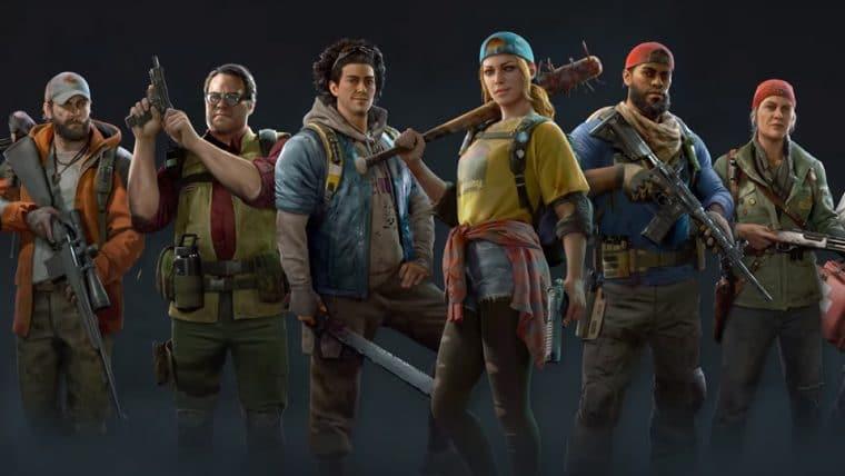 Back 4 Blood | Game ganha trailer focando nos personagens e dublado
