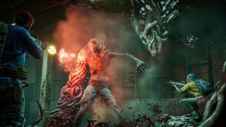 Back 4 Blood já foi jogado por mais de 6 milhões de pessoas