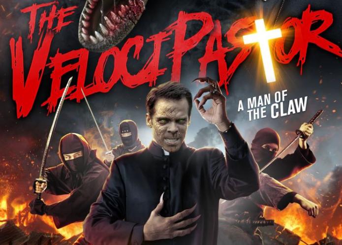 The VelociPastor   Pastor se transforma em um Velociraptor em novo filme, Assista vale a pena!!