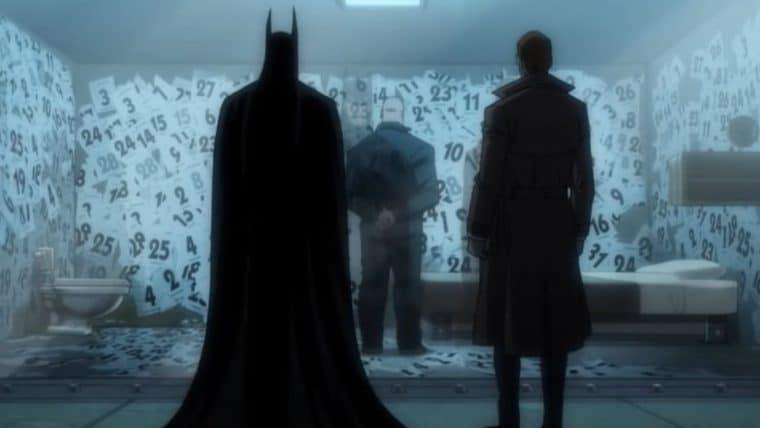 Batman: O Longo Dia das Bruxas – Parte 1 | Arkham Asylum aparece em novo trailer