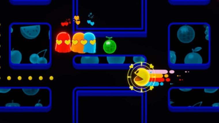 Battle Royale de Pac-Man chegará para Google Stadia