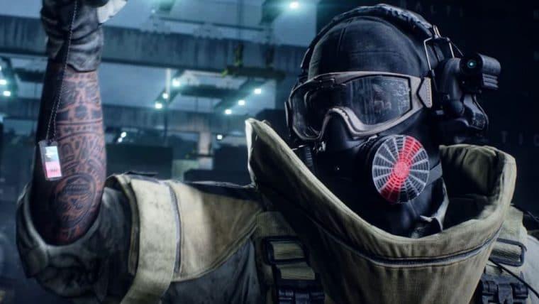 Battlefield 2042 ganhará beta aberto em Outubro, confira mais