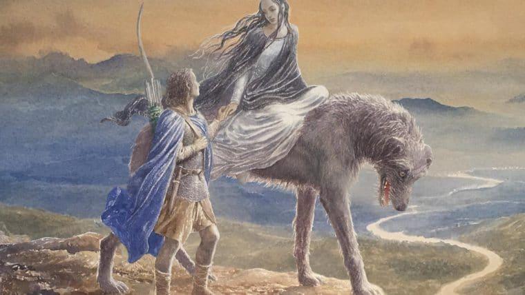O Senhor dos Anéis | Lançamento de Beren e Lúthien terá eventos pelo Brasil
