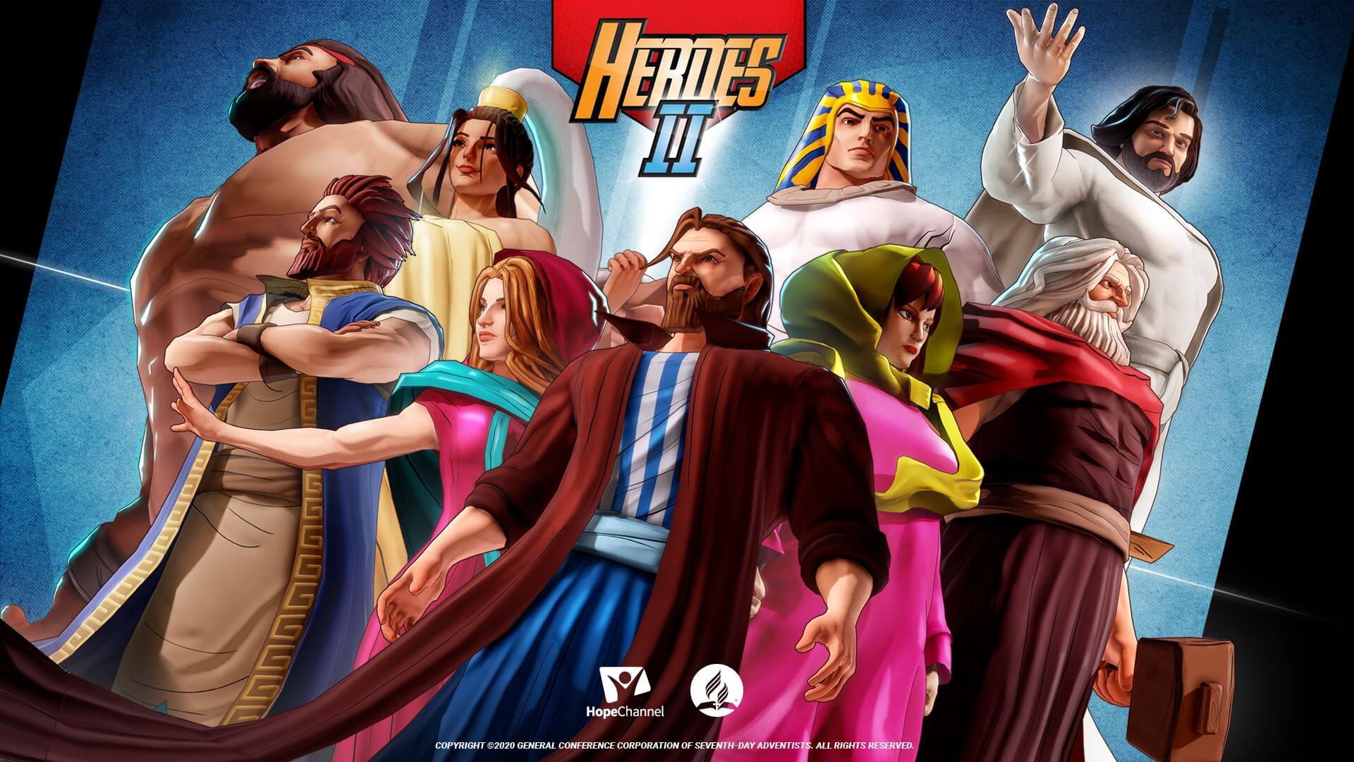 Heroes | Jogo bíblico adventista terá continuação