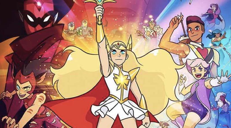 Netflix antecipa estreia e divulga novo trailer de She-Ra e as Princesas do Poder!