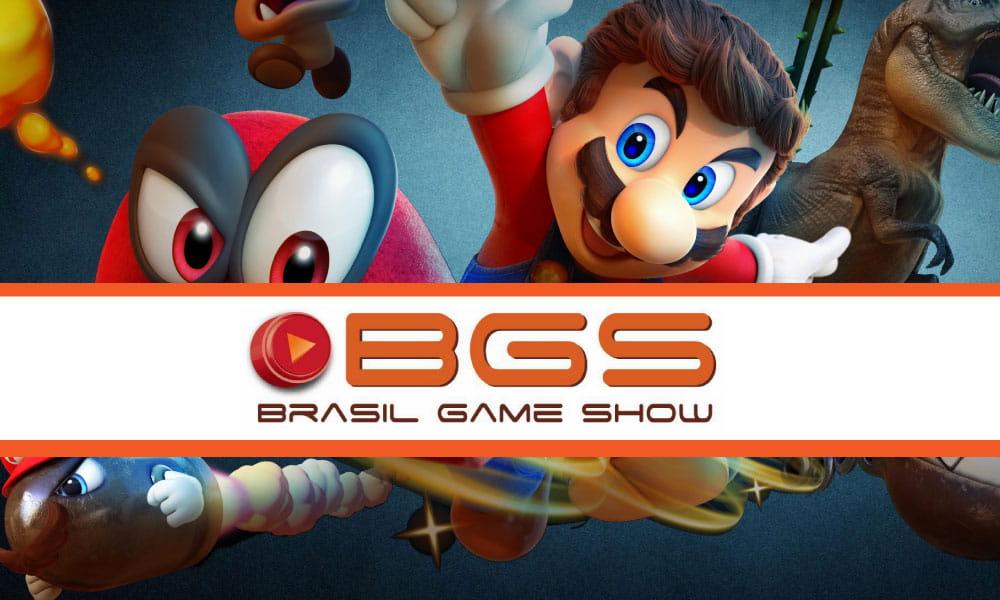 BGS 2019 | Nintendo anuncia sua participação no evento