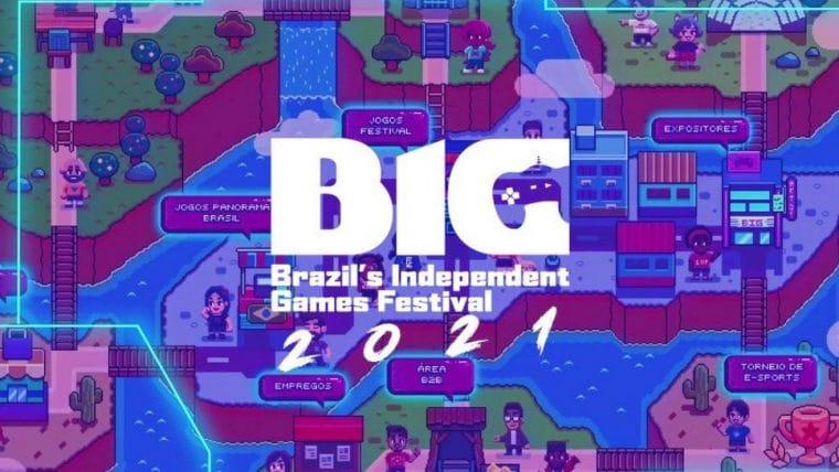 BIG Festival 2021 | Evento de jogos indie começa hoje e terá mais de 100 jogos gratuitos para jogar