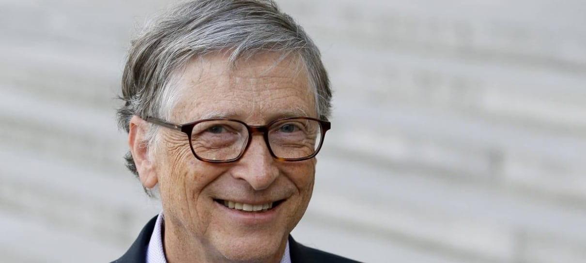 Bill Gates sai da diretoria da Microsoft para se dedicar à filantropia
