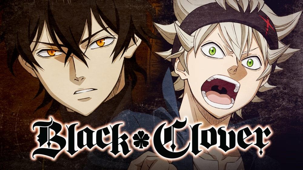 Black Clover - A vida paradoxal da magia e anti-magia