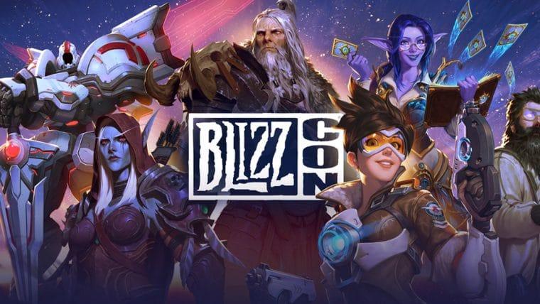 BlizzCon tem edição presencial cancelada e será online, em 2022