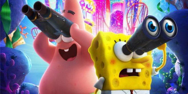 Bob Esponja – O Incrível Resgate | Paramount Pictures adia lançamento do filme no Brasil