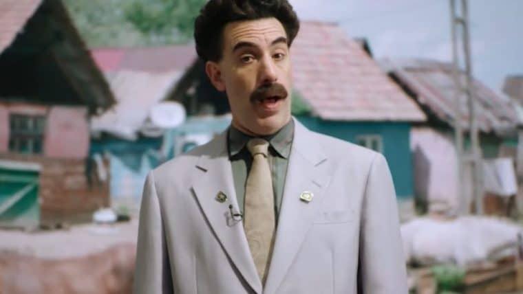Borat: Edição Extra   Especial ganha trailer, confira
