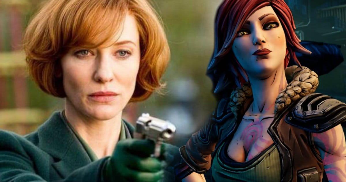 Borderlands | Filme baseado nos games pode ter Cate Clanchett como Lilith